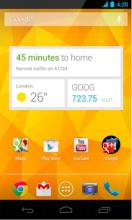 Google Now Widget